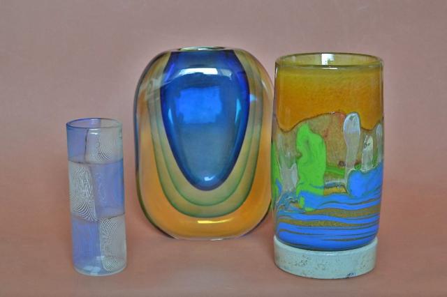 Modernes Glas und Studiokeramik ©2015 Kunst & Antiquitäten Fedelhören 9, Bremen