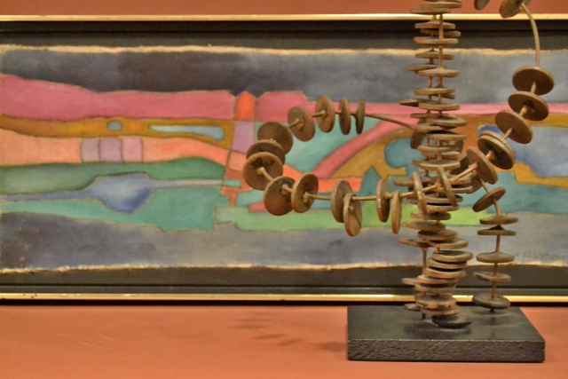 Moderne Kunst der Nachkriegszeit ©2015 Kunst & Antiquitäten Fedelhören 9, Bremen