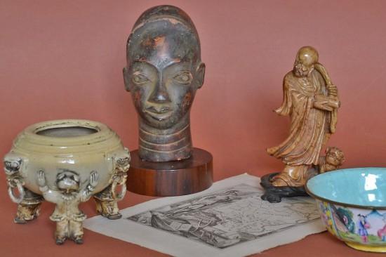 Afrikanische und asiatische Kunst ©2015 Kerls