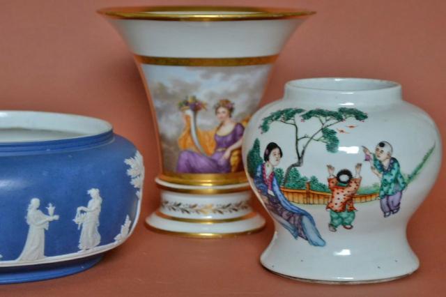 Porzellan und Keramik ©2015 Gemälde und Aquarelle des 16. bis 19. Jahrhunderts ©2015 Kunst & Antiquitäten Fedelhören 9, Bremen