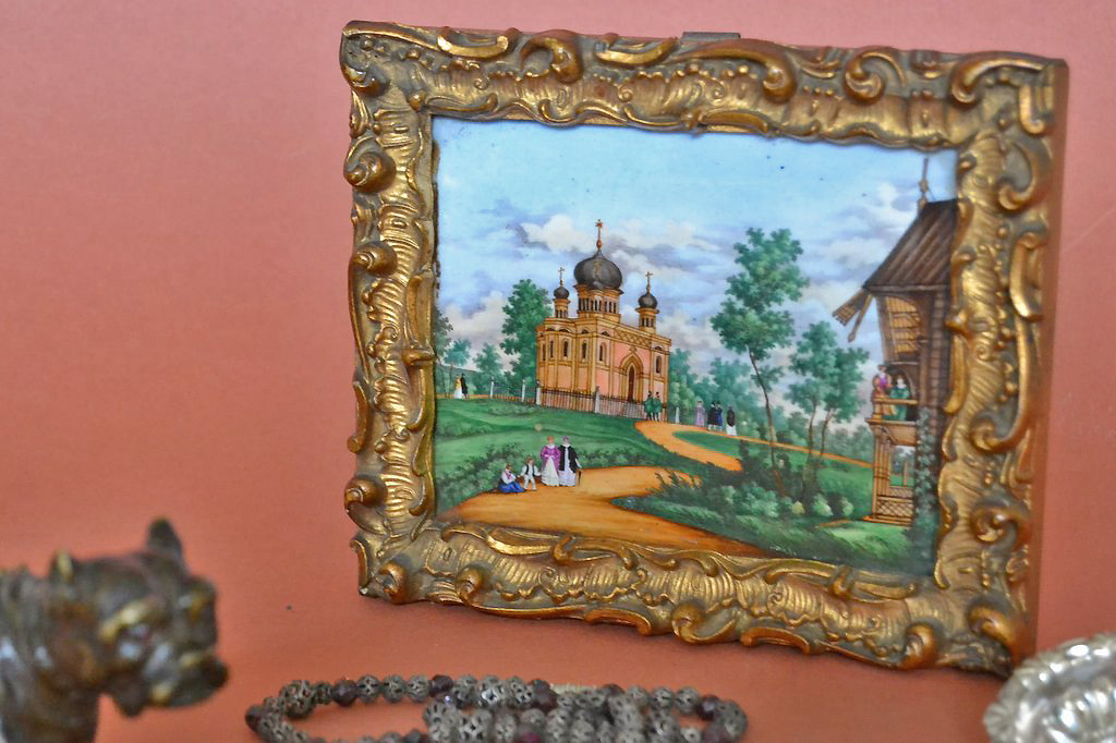 Russische Kunst ©2015 Gemälde und Aquarelle des 16. bis 19. Jahrhunderts ©2015 Kunst & Antiquitäten Fedelhören 9, Bremen